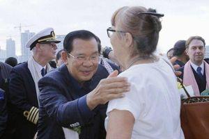 Lo lây lan Covid-19 khi khách du thuyền cập bến Campuchia về 41 nước