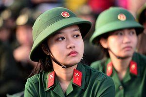 Các trường quân đội sơ tuyển từ tháng 3