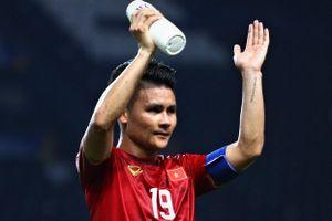 Tuyển Việt Nam sẽ đá giao hữu với Kyrgyzstan