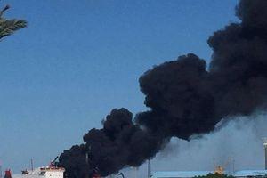 Libya: Lực lượng của Tướng Haftar tấn công cảng biển ở Tripoli, Chính phủ tuyên bố dừng đàm phán tại Geneva