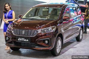 Toyota 'mượn' thêm Suzuki Ertiga cho thị trường Ấn Độ