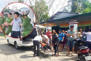 Quảng Nam: Đang uống cà phê, người phụ nữ bị kẻ 'ngáo đá' đánh bất tỉnh