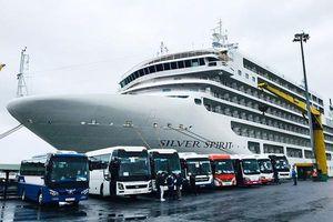 Tàu Silver Spirit đưa 200 du khách thượng lưu châu Âu thăm Đà Nẵng, Hội An