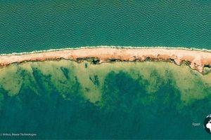 Trái đất như lăng kính vạn họa từ ứng dụng Google Earth View