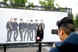Samsung ký kết hợp tác với nhóm nhạc BTS để quảng bá sản phẩm mới