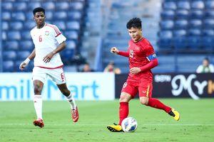 Quang Hải từ chối nói về việc có hay không sang Châu Âu thi đấu