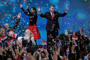 Điện mừng Tổng thống Cộng hòa Croatia