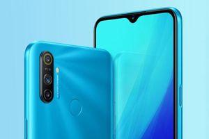 Realme ra mắt smartphone 3 camera sau, chống nước, pin 5.000 mAh, giá rẻ bất ngờ