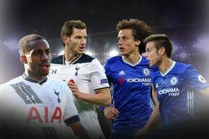 Lịch thi đấu Ngoại hạng Anh vòng 27: Tottenham đại chiến Chelsea, MU sắp chen chân vào top 4?