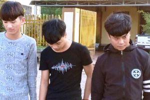 Hà Tĩnh: Bắt 3 đối tượng lừa bán khẩu trang qua Facebook, chiếm đoạt 25 triệu đồng