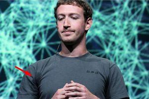 Ông chủ Facebook nhờ người làm khô cánh khi căng thẳng
