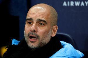 Guardiola vẫn tin Man City sẽ dự Champions League mùa tới