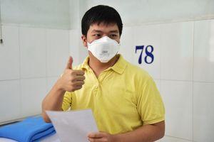 Bệnh nhân người Trung Quốc gửi thư cho bác sĩ BV Chợ Rẫy