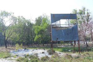 Thừa Thiên - Huế: Khu công nghiệp bỏ hoang nhiều năm