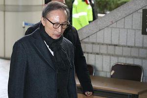 Cựu Tổng thống Hàn Quốc lĩnh án 17 năm tù giam