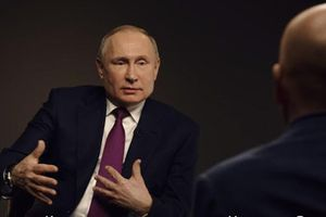 Tổng thống Putin tiết lộ về thảo luận trước khi toàn bộ chính phủ cũ từ chức