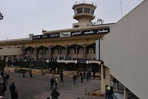 Sân bay Aleppo tại Syria mở cửa trở lại sau 8 năm