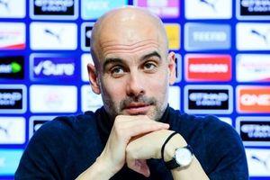 HLV Pep Guardiola lần đầu lên tiếng sau khi Man City bị UEFA cấm cửa