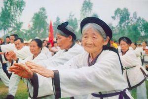 Tuyên truyền kỷ niệm 25 năm Ngày thành lập Hội Người cao tuổi Việt Nam