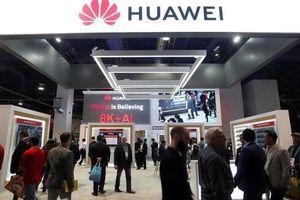 Huawei lên tiếng về 'đại kế hoạch' kình địch 5G của Mỹ
