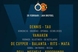 Club Brugge 1-1 Man Utd: Ighalo vào sân