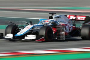 So sánh tốc độ chạy thử mùa F1 2019 và 2020 của George Russell
