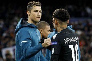 Neymar gạch tên Ronaldo khỏi top 5 cầu thủ hay nhất thế giới