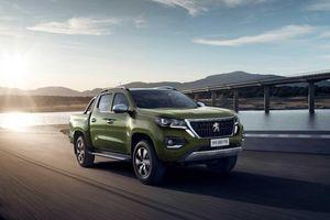 Peugeot nhảy vào phân khúc xe bán tải với tân binh Landtrek