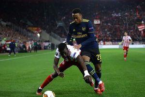 Europa League: Thắng tối thiểu Olympiakos, Arsenal rộng cửa đi tiếp
