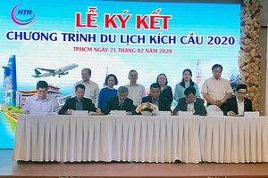 Triển khai chương trình kích cầu du lịch Việt Nam tại TP.HCM