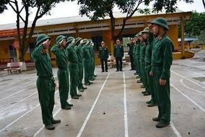 Sẵn sàng cho mùa huấn luyện chiến sĩ mới