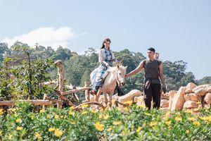 Võ Hạ Trâm thể hiện hạnh phúc viên mãn trong MV mới quay ở Đà Lạt