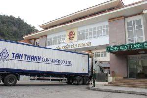 Cửa khẩu Tân Thanh mở trở lại
