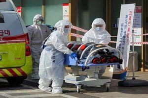 Virus Covid-19 lan nhanh tại Hàn Quốc