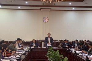 Bộ Tư pháp thẩm định Luật sửa đổi, bổ sung một số điều Luật Bảo vệ môi trường
