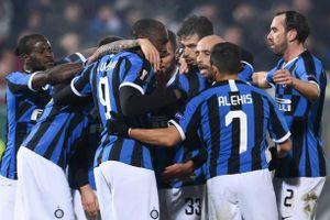Lukaku chói sáng, Inter đặt 1 chân vào vòng 1/8 Europa League