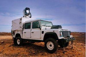 Israel trình làng hệ thống vũ khí laser diệt UAV mới