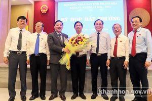 Ông Nguyễn Tấn Tuân trở thành tân Chủ tịch UBND tỉnh Khánh Hòa