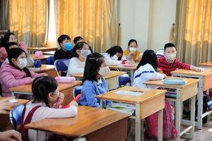 Hà Nội tiếp tục cho 2 triệu học sinh nghỉ học đến hết tháng 2 phòng, chống dịch Covid-19