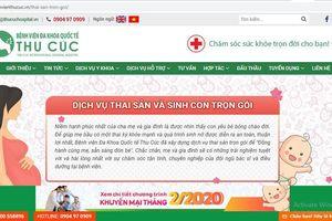 Bộ Y tế đề nghị làm rõ thông tin Bệnh viện Thu Cúc bị tố 'kỳ thị' sản phụ Vĩnh Phúc