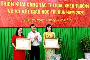 Thi đua thực hiện thắng lợi Nghị quyết Đại hội Đảng bộ thành phố nhiệm kỳ 2015-2020