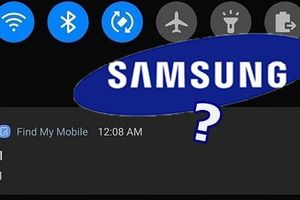 Gửi tin nhắn kỳ quái tới hàng ngàn người dùng, Samsung lên tiếng xin lỗi