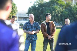 Hà Nội FC chia tay 2 chuyên gia nước ngoài: Tư duy rất tốt nhưng chưa hiểu Việt Nam
