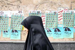 Iran tổ chức tổng tuyển cử trong sức ép trừng phạt mới từ Mỹ