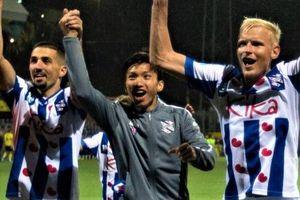 Cơ hội cho Heerenveen chấm dứt chuỗi trận bết bát