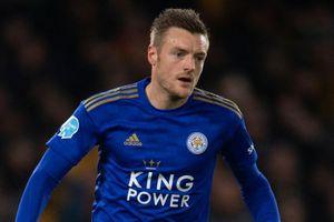 Leicester 0-0 Man City: Vardy dứt điểm dội cột