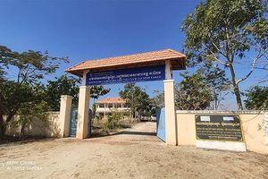 Thí điểm lớp học cho người gốc Việt lớn tuổi tại Campuchia