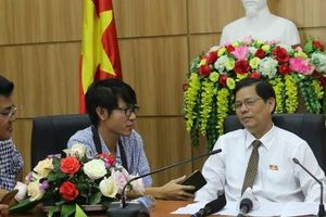 Tân Chủ tịch UBND tỉnh Khánh Hòa: Tạo mọi điều kiện để phát triển kinh tế