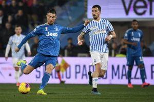 SPAL 0-1 Juventus: Ronaldo suýt lập cú đúp (H2)