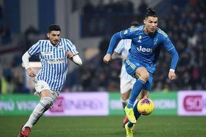 SPAL 0-1 Juventus: Ronaldo lập kỷ lục (H2)
